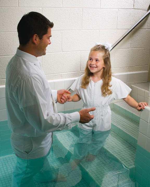 Understanding Baptism By Immersion - Latter-day Saint Women of God